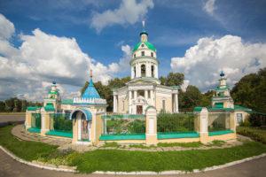 Никольская церковь (Храм Николая Чудотворца)