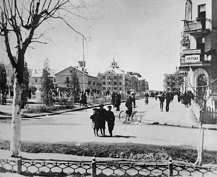 Об истории города Фрязино