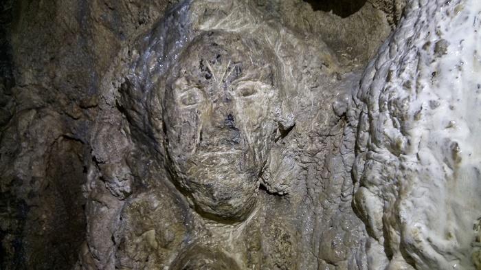 Пещера Серебряная