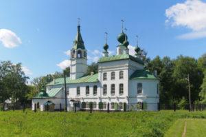 Вознесенская Леонтьевская церковь