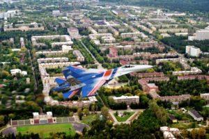 Жуковский: достопримечательности города
