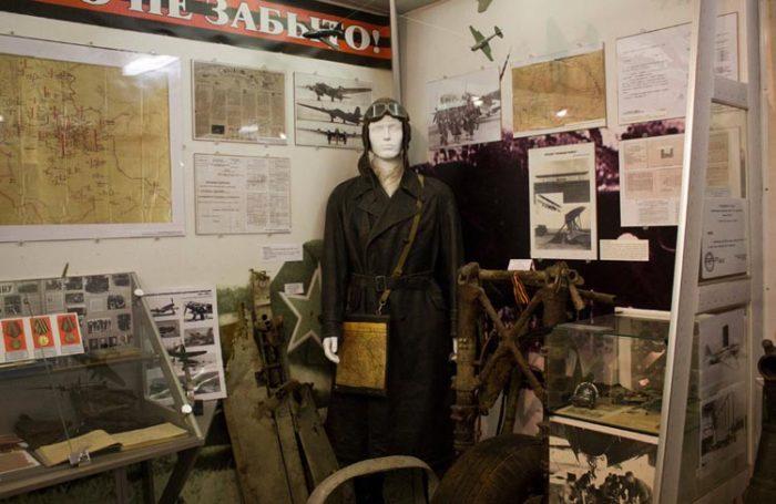 Жуковский музей авиации и покорения неба