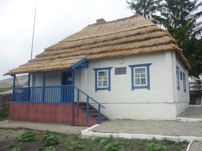 Дом-музей генерала армии Ватутина Николая Фёдоровича