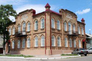 Дом купцов Олейниковых