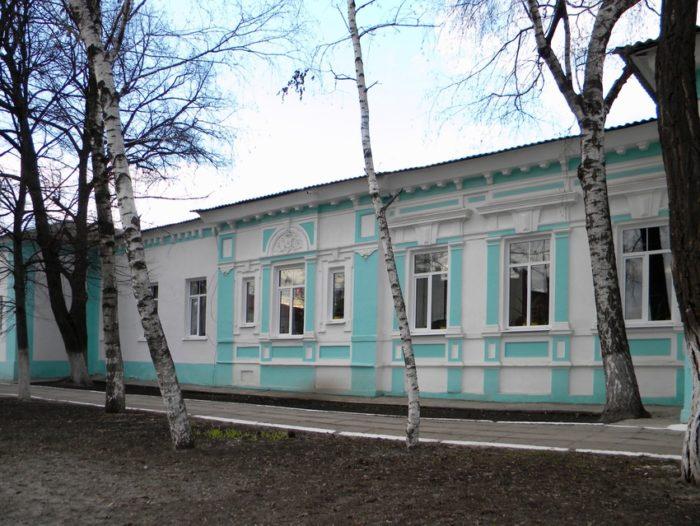 Дом земского врача Воюцкого