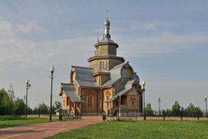 Храм Священномученика Игнатия Богоносца