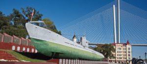 Корабль-музей «Подводная лодка С-56»