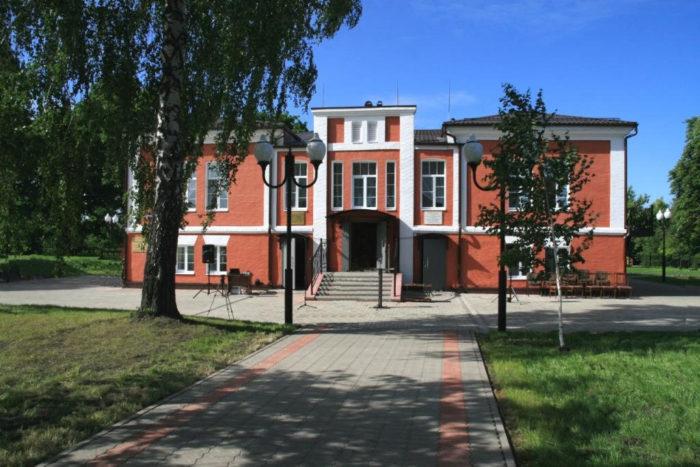 Музей Владимира Раевского