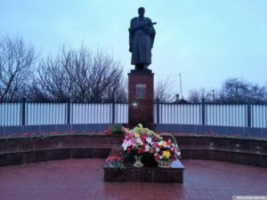 Памятник советским воинам, умершим от ран