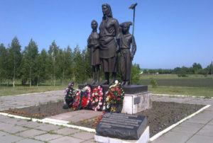 Памятник вдове и матери солдата