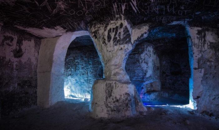 Шмарненская пещера
