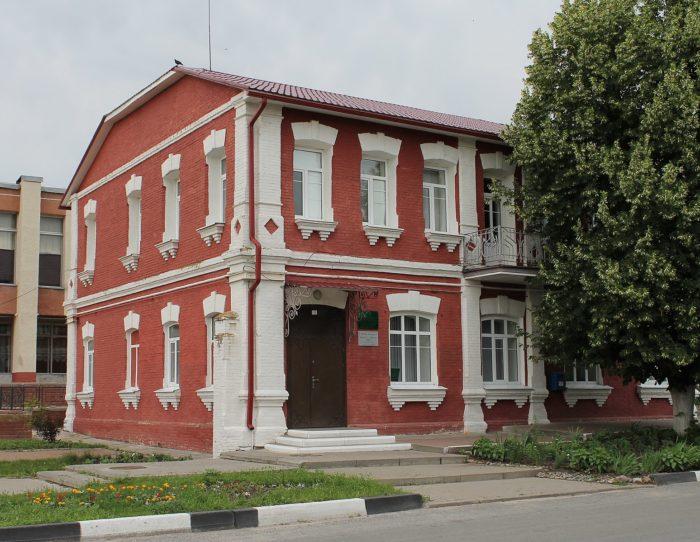 Валуйская центральная районная библиотека