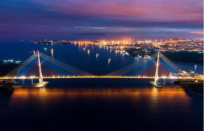Вантовые мосты