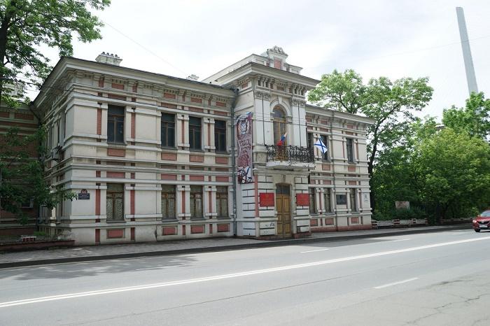 Военно-исторический музей Тихоокеанского флота