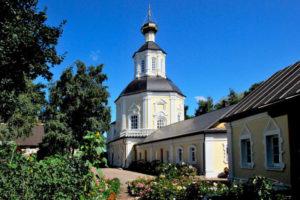 Богородицкий Житенный женский монастырь
