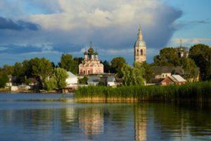 Осташков (Тверская область): достопримечательности