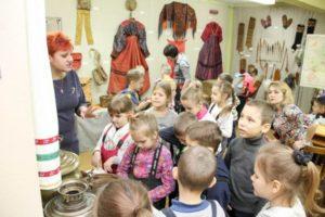 Краеведческий музей в посёлке Воргашор