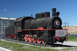 Паровоз ЭМ 720-24
