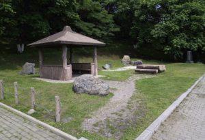 Сад камней из Японии