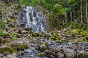 Водопад Стеклянуха (Неожиданный)