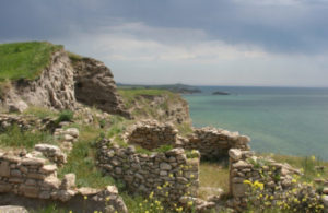 Античное городище Акра (Крымская Атлантида)