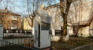 Памятник М.С. Бабушкину