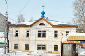 Подворье Троицкого Стефано-Ульяновского монастыря