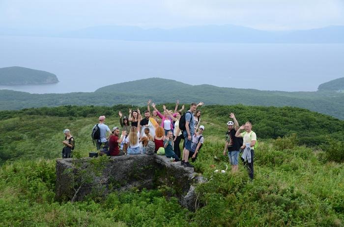 Экскурсии на Остров Русский
