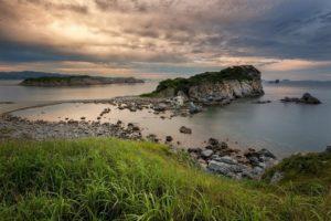 Главные достопримечательности острова Русский
