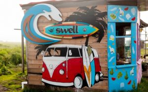 Серф-лагерь Swell