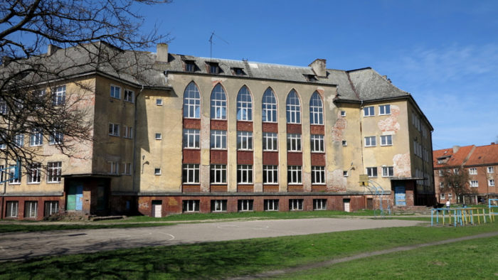 Школа имени Песталоцци