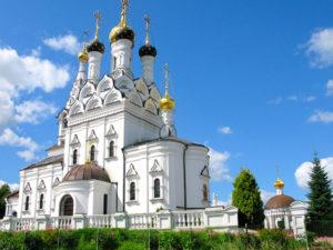 Церковь святых мучениц Веры, Надежды, Любови и матери их Софии