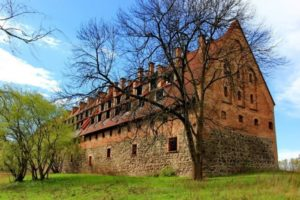 Форбург замка Прейсиш-Эйлау
