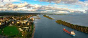 Калининградский морской судоходный канал