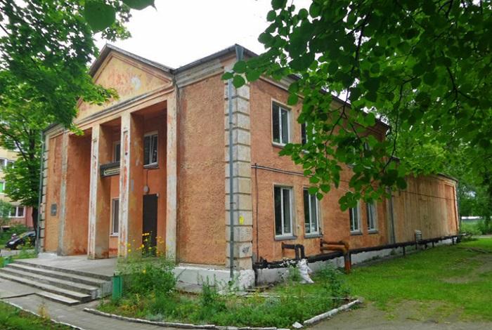 Здание лютеранской церкви