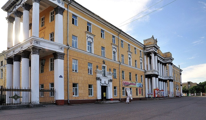 Драматический театр Восточного военного округа