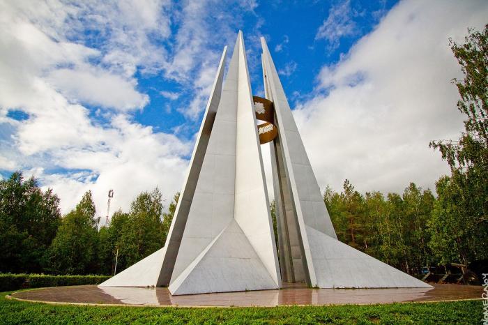 Мемориал землякам-участникам Великой Отечественной