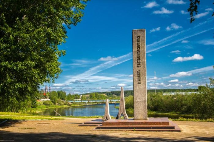 Памятник первопроходцам Севера
