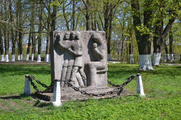 Памятник погибшим в годы Первой мировой войны