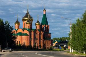 Православные храмы города Ухта-01