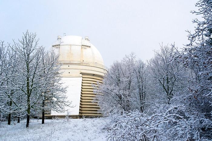 Уссурийская астрофизическая обсерватория ДВО РАН