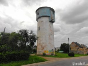 Водонапорная башня Рагнита