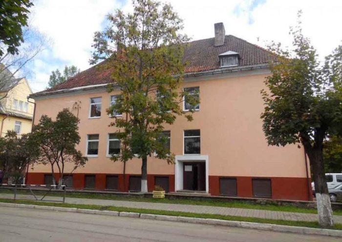 Здание профессионального училища