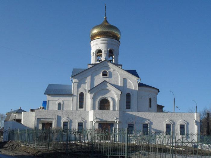 Церковь Святого Симеона Верхотурского