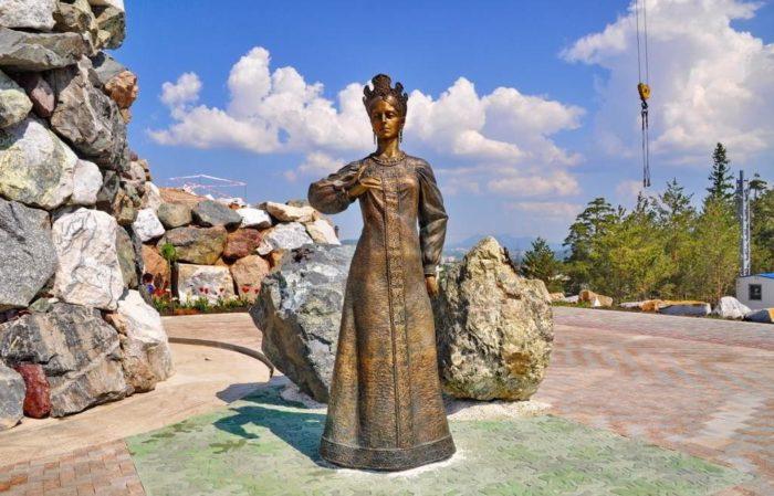 Горный парк Бажова