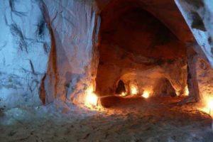 Корповские и Борщевские пещеры