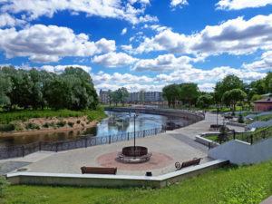 Луга: (Ленинградская область): достопримечательности