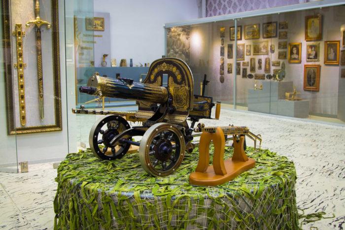 Музей Оружейной фабрики
