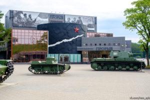 Музей-заповедник «Прорыв блокады Ленинграда» с трёхмерной диорамой