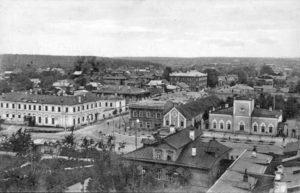 Об истории города Луга